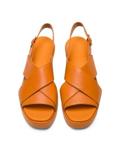 Camper Misia Sandalet Taba